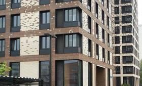 МФК «Комплекс апартаментов «Смольная,44»: фото готового объекта