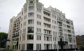 «Резиденция на Покровском бульваре»: фото готового проекта