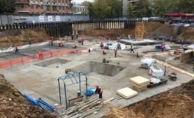 МФК KAZAKOV Grand Loft: ход строительства