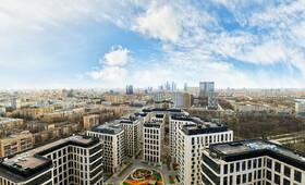 ЖК «ВТБ Арена Парк»: фото готового комплекса из соцсетей
