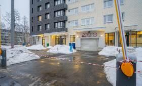 ЖК на улице Чёрное Озеро: ход строительства