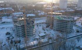 ЖК «Солнечный парк»: ход строительства