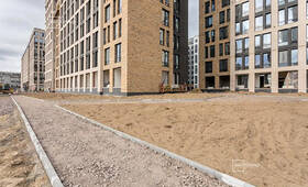 ЖК «Svetlana Park»: ход строительства корпуса №1.2