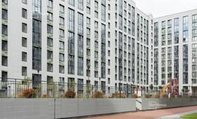 Генеральный подрядчик ведет работу по подготовке квартир к внутренней приемке Службой Клиентского Сервиса Застройщика.