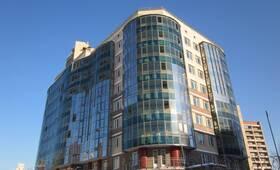 <p>Фасад жилого комплекса</p>