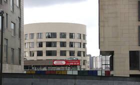 Один из 6 жилых корпусов ЖК «Грюнвальд»