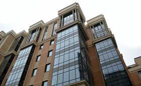 остекление балконо в едином стиле в ЖК «Большой Афанасьевский»