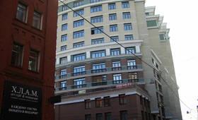 Фасад жилого комплекса «Коперник»  (25.11.11)