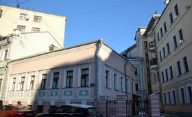 Жилой комплекс «Овчинниковский» (05.11.12)