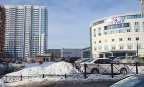 Спорткомплекс у ЖК «Атланта» (15.02.2013)