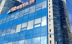 Жилой комплекс «Зенит» (24.02.2013)