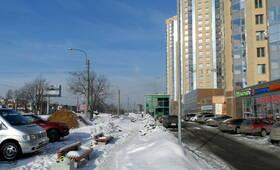 Жилой комплекс «Шуваловские высоты» (21.02.2013)