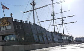 Окрестности жилого комплекса «Hermitage View House» (21.03.2013)