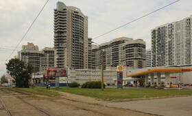 ЖК «Ozerki style tower» корпус 1 (15.06.2013)