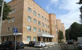 Поликлиника около ЖК «Звенигород» (01.08.2013 г.)