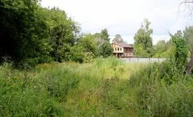 Место строительства ЖК «Звенигород» (01.08.2013 г.)
