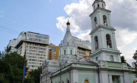 Окрестности ЖК «Созвездие Капитал - 1» (30.07.2013 г.)