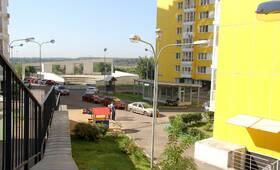 Двор «Миниполис «Радужный» (23.08.2013 г.)