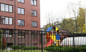 Жилой комплекс на ул. Чайковского, д. 36