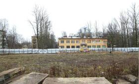 Территория под строительство ЖК «Дом на Алтайской» (20.11.2013)