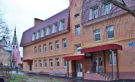 ЖК на ул. Георгиевской, 6/1 (29.11.2013 г.)