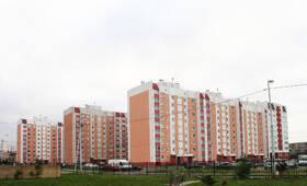 ЖК на ул. Автомобильной (29.11.2013 г.)