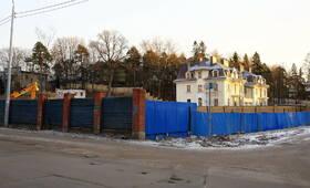 ЖК «Суздальский дворик» (23.12.2013 г.)