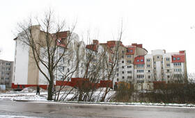 Дом на ул. Солнечной (15.01.2014)