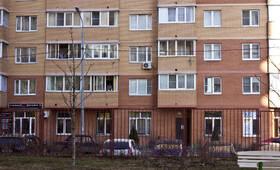 Жилой комплекс «Сосновый бор» (март 2014 г.)