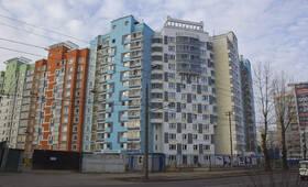 ЖК «Большое Кусково» (апрель 2014 г.)