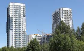 Строительство ЖК «Калина-парк» (30.06.2014)