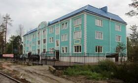 ЖК «Лазурный дворец» (15.08.2014)
