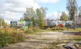Место строительства ЖК «Парнас Парк» (15.09.2014)