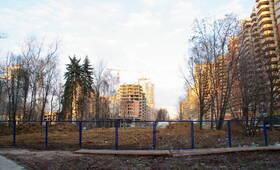 Строительство ЖК «На Ленинском проспекте, квартал 38А» (28.11.2014)