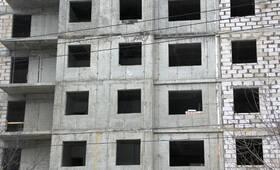 ЖК «Правда-4»: 14.02.2016 - Фрагмент строящегося дома