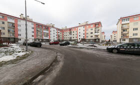 ЖК «Петергофский каскад» (февраль 2016)
