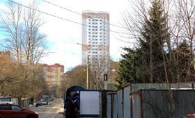 ЖК «в Одинцово»: 17.02.2016 -  Построенный корпус