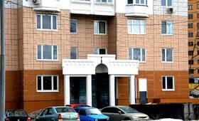 ЖК «в Одинцово»: 17.02.2016 -  Фрагмент построенного корпуса