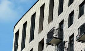 ЖК «9-18»: Детали фасада