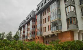 Малоэтажный ЖК «Коломяги Эко»: общий вид