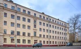 МФК «SOYUZ APARTMENTS»: Правое крыло здания