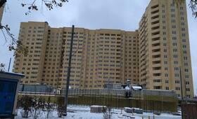 ЖК «Спутник»: ход строительства корпуса 31 (фото из группы «Вконтакте»)