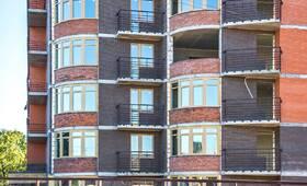 ЖК «на Каширском шоссе, 6»: Архитектурное решение балконных групп
