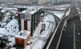 МФК «Sky Skolkovo»: скриншот с видеообзора