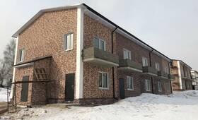 МЖК «Северное сияние»: ход строительства дома №20