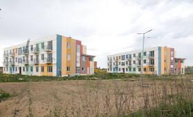 Малоэтажный ЖК «Город Детства»: ход строительства (май 2019)