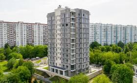 ЖК «Счастье на Ленинском»: вид сданного дома