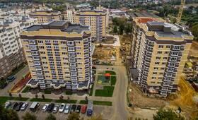 ЖК «Ольховка-3»: ход строительства
