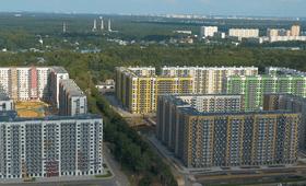 ЖК «Мой адрес в Северном»:  готовый комплекс