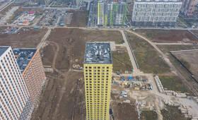 ЖК «Бутово-Парк 2Б»: ход строительства корпуса №16-19.1